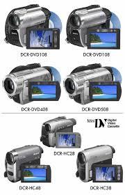 sony mini dvd camera