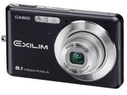 exilim kamera