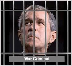 bush war crime