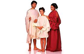 clothing from greece