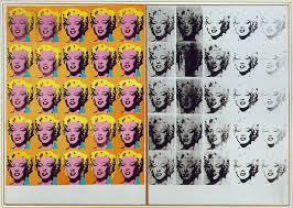 andy warhol marilyn monroe original