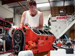 440 mopar motor
