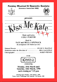 kiss me kate the musical