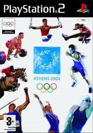 athens 2004 playstation 2