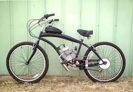 bicycle motorised
