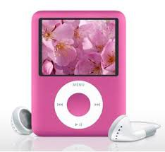 hot pink ipods
