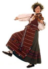 lithuanian costume