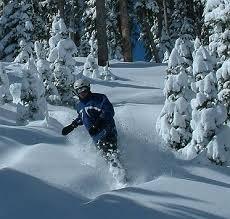 snowboarding vail