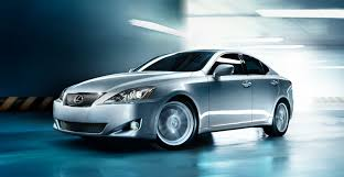 lexus is awd