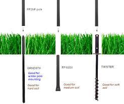 ground pole