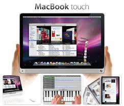 apple mac book touch