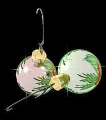 animated christmas ornament
