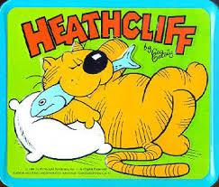 heathcliff the cat