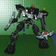 bionicle barraki mantax