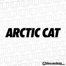 arctic cat sticker