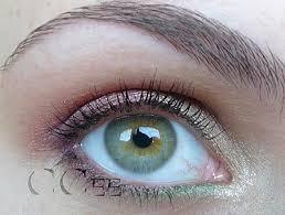 eye make up tips for green eyes