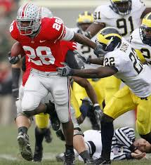 ohio state rivalry
