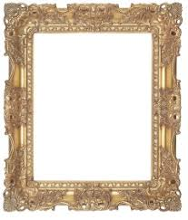 ornate photo frames