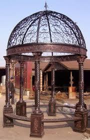 cast iron gazebos