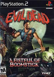 evil dead boom stick