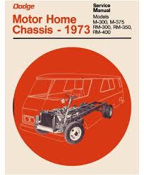 1973 dodge motorhome