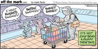 mummies cartoons