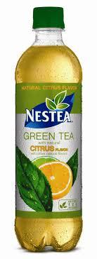 green tea drinks