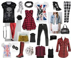 punk rock fashion