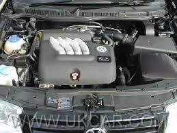vw bora engine