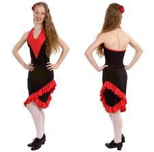 spanish dancing dresses