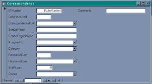 data entry info
