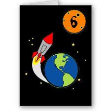 rocket birthday