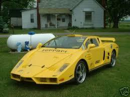 kit car lambo