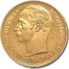 1908 coins