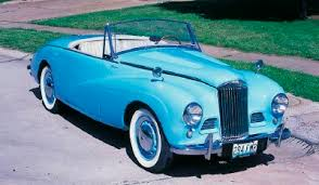 sunbeam convertible