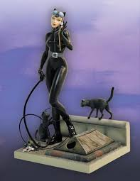 catwoman statues