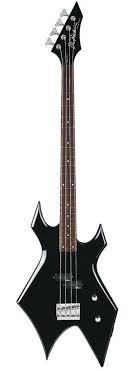 bc rich warlock bass guitar