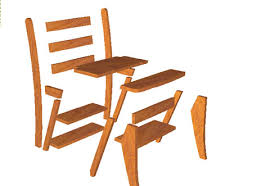 chairs plans