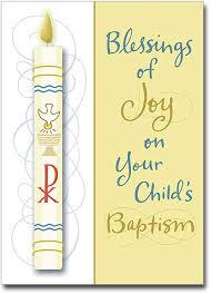 catholic baptism cards