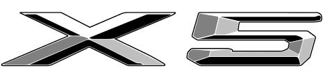 bmw x5 logo