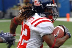 RB Dexter McCluster from