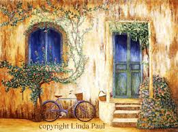 paintings of france