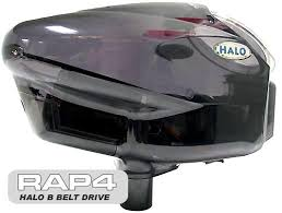 paintball halo loader