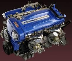 nissan turbo engines