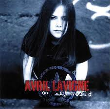 avril lavigne my world cd