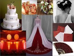 asian theme wedding reception