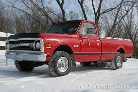 1970 chevy pick up