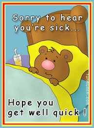 get well soon for kids