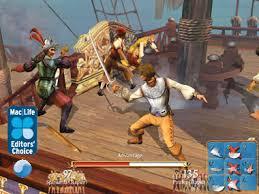 pirates video game