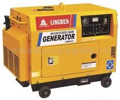 portable generator sets